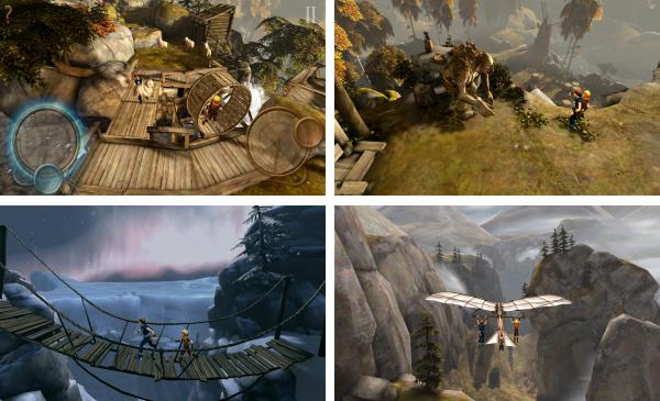 скачать Brothers a Tale of two Sons для android