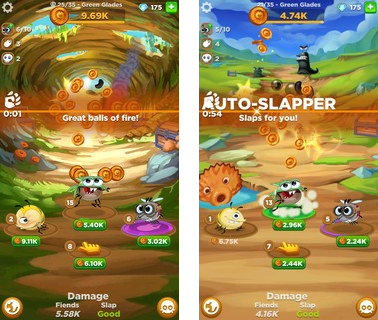 Скачать  Best Fiends Forever 2.5.1 на андроид