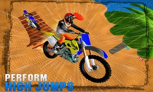 Скачать  Bike Racing Moto Rider Stunts 1.1 на андроид
