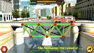 Скачать  Bridge Construction Simulator 1.2.4 на андроид