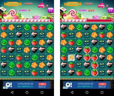 Скачать  Candy Crush Legend 1.6 на андроид