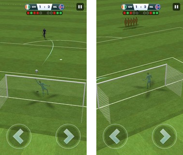 Скачать  Football FreeKick League 1.1 на андроид