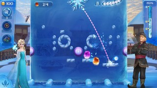 Скачать  Frozen Free Fall Icy Shot 2.5.5 на андроид