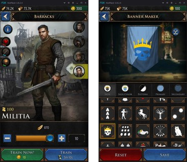 Скачать  Game of Thrones Conquest 1.12.232025 на андроид