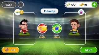 Скачать  Head Soccer  World Football 4.1.1 на андроид