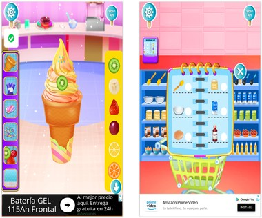 Скачать  Ice Cream Maker 1.0 на андроид
