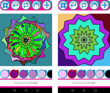 Скачать  Mandala Coloring Book forAdults And Kids 1.0.0 на андроид