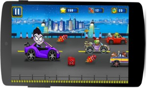 Скачать  Mini Road Killer Zombis 1 на андроид