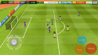 Скачать  Mobile Soccer League 1.0.21 на андроид