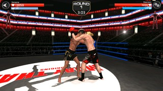 Скачать  Muay Thai  Fighting Clash 1.01 на андроид