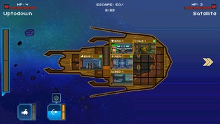 Скачать  Pixel Starships 0.91401 на андроид