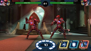 Скачать  Power Rangers Legacy Wars 2.5.1 на андроид