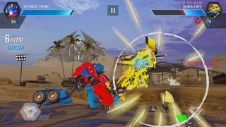 Скачать  TRANSFORMERS Forged to Fight 7.2.0 на андроид