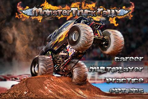 Monster truck rally android