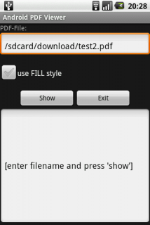 Android PDF Viewer