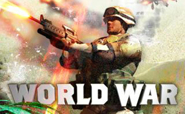 world war android