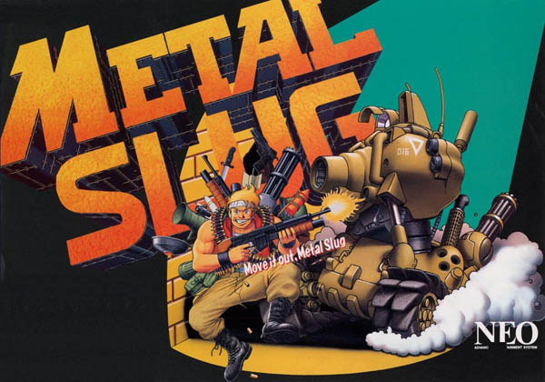 Metal slug android