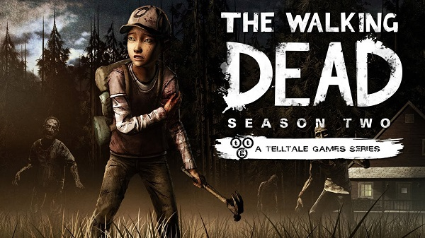 The Walking Dead Season Two android